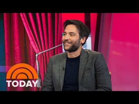 Josh Radnor Talks About His New Musical Drama Series 'Rise'  TODAY