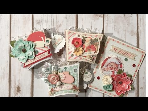 Prima Sweet Peppermint Quick Projects