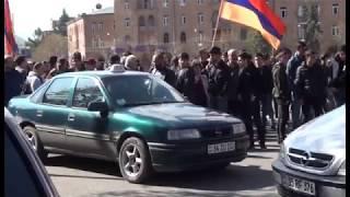 #Մերժի՛րՍերժին.Վանաձոր