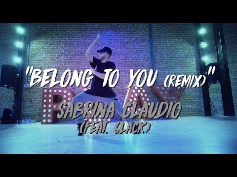 "Sabrina Claudio (Feat. 6lack) - ""Belong To You"" | Nicole Kirkland Choreography"