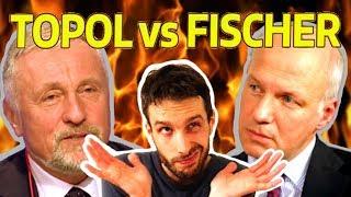 TOPOLÁNEK vs FISCHER - MOJE PREZIDENTSKÉ DILEMA