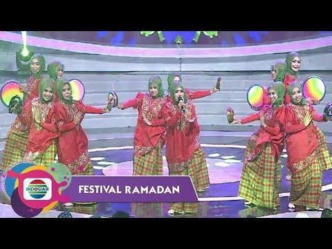 Koreografi Unik! Getaran Suara Al Hijrah Bulukumba Ramaikan Suasana Panggung | Festival Ramadan 20