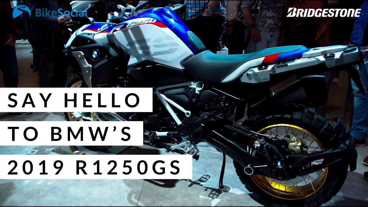 BMW R 1250 GS Review【 UK Road & Off Road Review 】