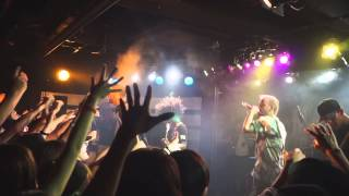 [Live]Issues - The Settlement & Hooligans - RISE RECORDS TOUR JAPAN 2014
