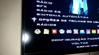Teste GTA San Andreas Placa de Video GT 210