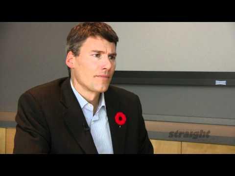 Interview with Mayor Gregor Robertson Part 2
