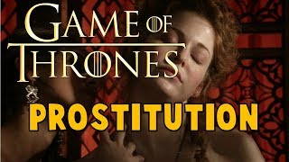 Ladies of the Night: Game of Thrones/ASOIAF (COMPLETE)