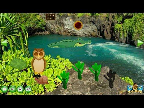 Wow Hawaii Island Escape walkthrough Wowescape.