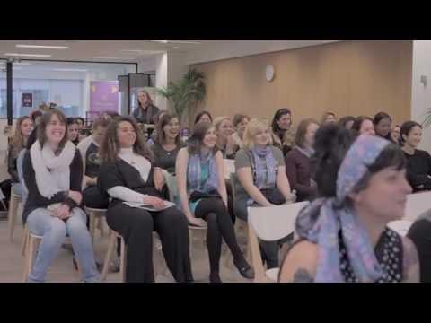 Girl Geek Academy presents #SheHacks 2016