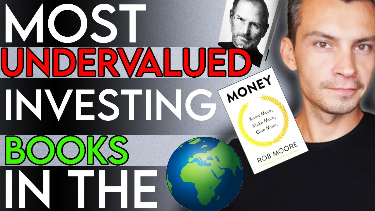 Most Undervalued Investing Books in the World