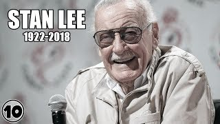 Marvel Comic Legend, Stan Lee Passed Away