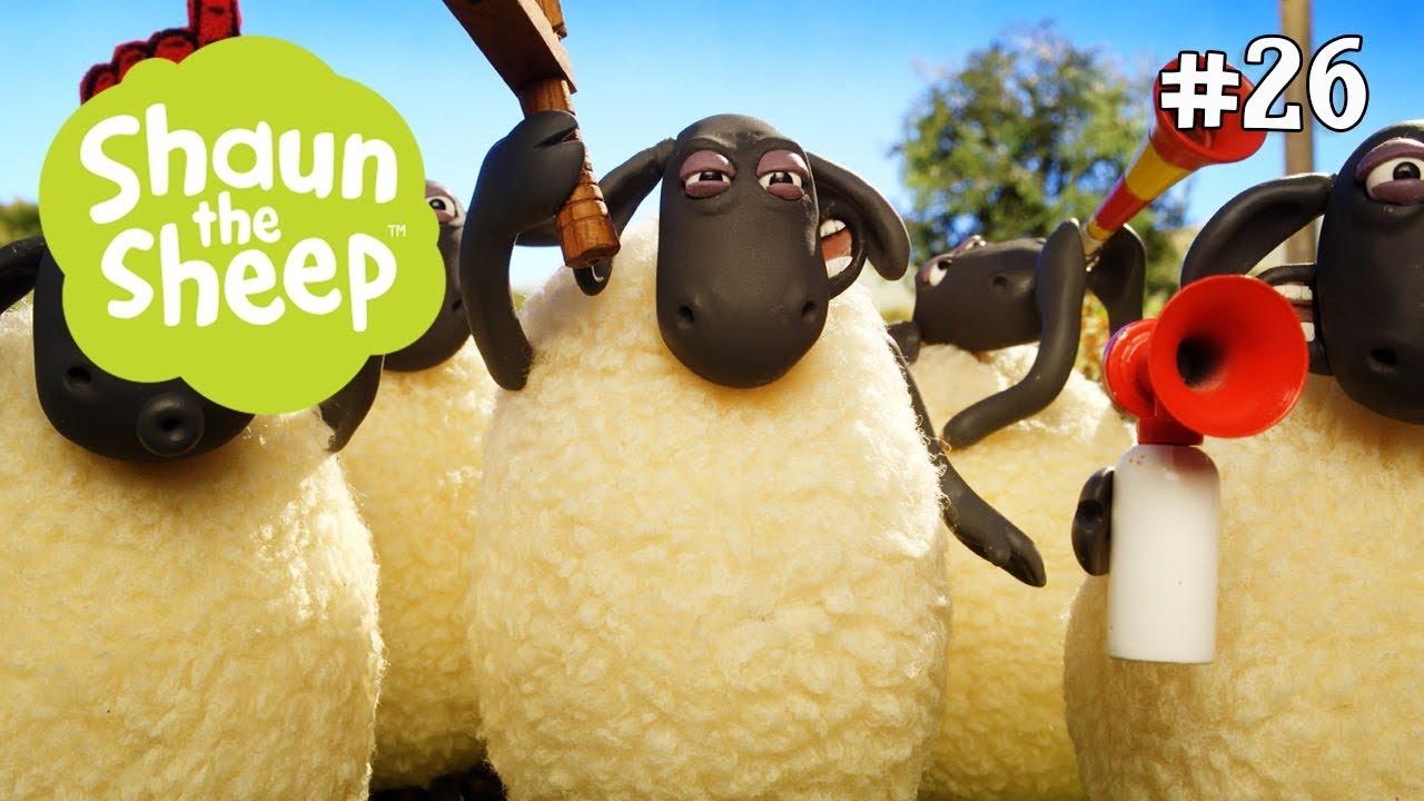 Trận Tennis và Kẻ săn trộm - Những Chú Cừu Thông Minh [Ping Pong Poacher]
