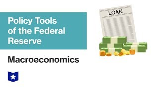 Policy Tools of the Federal Reserve | Macroeconomics