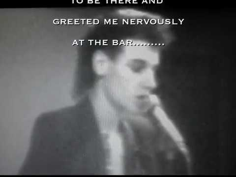 40 years ago today - bauhaus 1919 @ the romany 13.1.1979