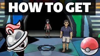 HOW TO GET Soothe Bell in Pokemon Sun and Moon