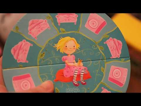 Настольная игра Принцесса на горошине от HABA