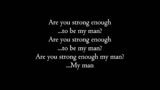 "Sheryl Crow ""Strong Enough"" Lyrics"