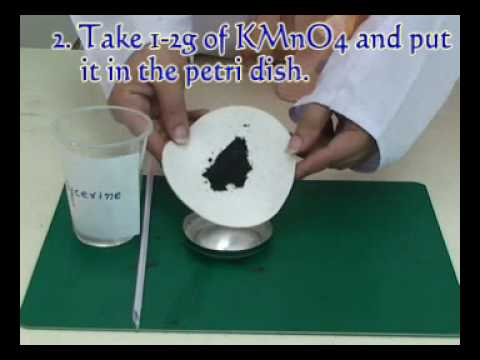 Exothermic Reaction, Chemistry Experiments