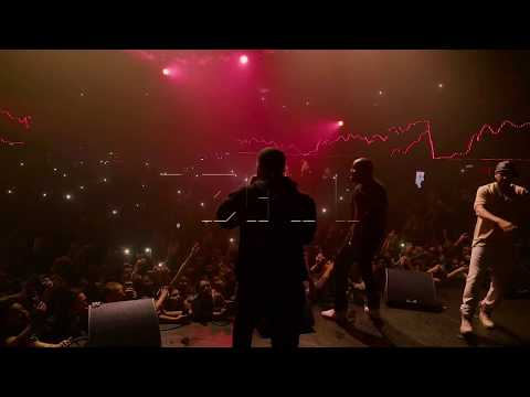 Drake & French Montana at Rebel Entertainment Complex
