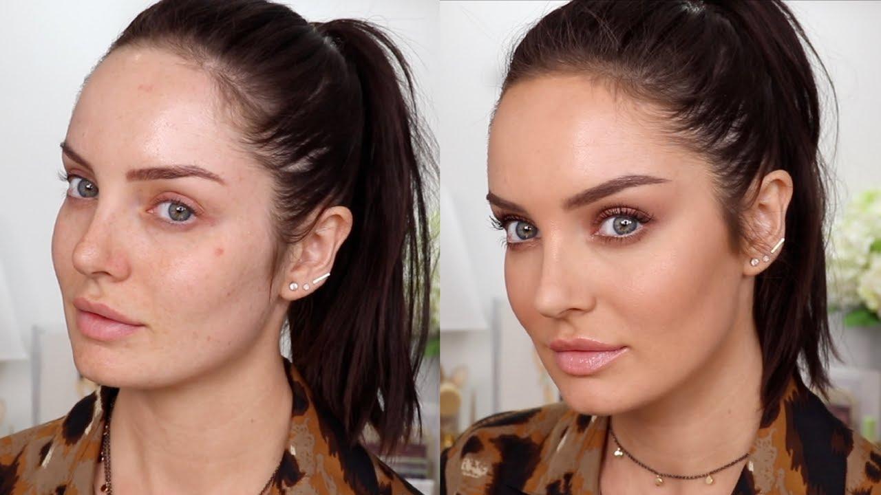 Radiant Summer Makeup with Glowing Skin & Eyes! \\ Chloe Morello