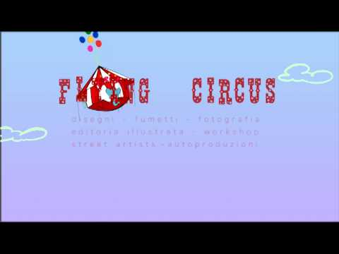 Flying Circus Bookstore - Promo 2.0 - Animazione di Adolfo Di Molfetta