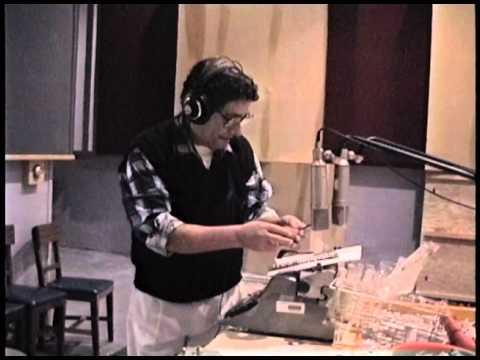 Gonzalo Gavira trabajando