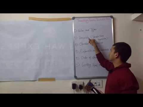 T-6 Basics of python ( Every python programmer should aware )