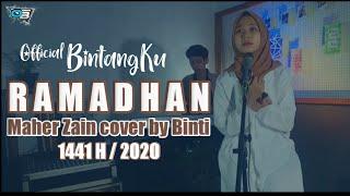 Download #BersamaBintang Maher Zain - Ramadhan cover [Lirik] by Binti Syafa'ah
