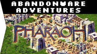 Pharaoh ► Funny DEMO Pre-release Gameplay! - [Abandonware Adventures]