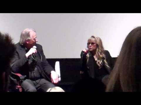 """Stevie Nicks - In Your Dreams"" Q&A March 31, 2013 Landmark Cinema (7pm screening)"