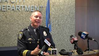Gourley named Oklahoma City Police Chief