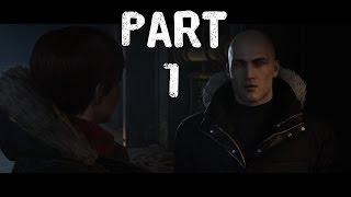 Hitman Gameplay Walkthrough Part 1 - Intro/Training [PC 1080p60] (Hitman 2016)