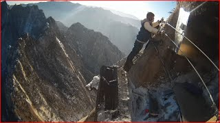 Most dangerous hike in the world,