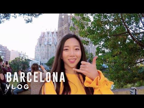 Barcelona trip Vlog #1_Visiting to Sagrada Familia