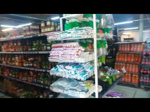 Магазин в городке Ренейссанс, Амурский ГПЗ. Какой ассортимент и цены. Дороговато!