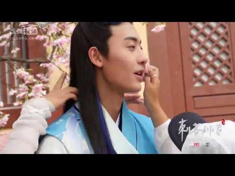 MWS BTS: Gongsun And Zhong Kunyi Competing In Heights