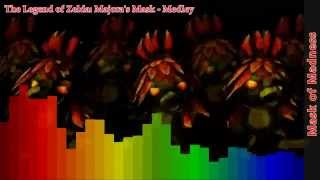Legend of Zelda Remix - Mask of Madness [Majora
