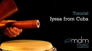 Iyesa from Cuba Free lesson by Michael de Miranda