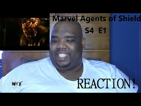 Marvel Agents of Shield : S4 E1 The Ghost: My Reaction