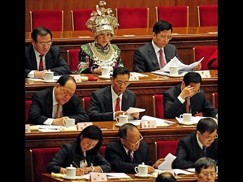 Chinese Dream Impacting National People's Congress