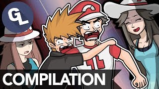 Pokemon Comic Dub Compilation 8 - GabaLeth