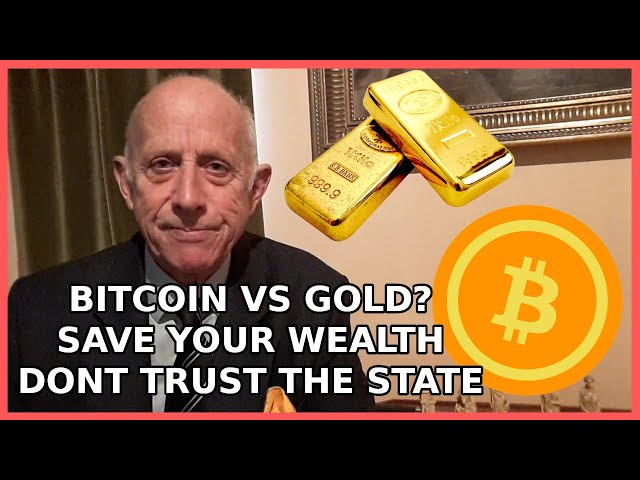 Gold VS Bitcoin? They Are Friends, Not Enemies - Protect Your Wealth