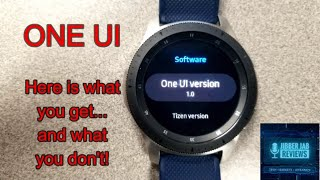 ONE UI is here for Samsung Galaxy Watch; GearS3; Gear Sport - Is it worth the upgrade?