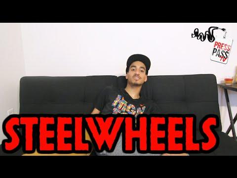 Press Pass TV : SteelWheels Interview