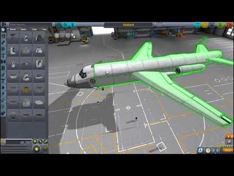 Loads of planes   Kerbal Space programme