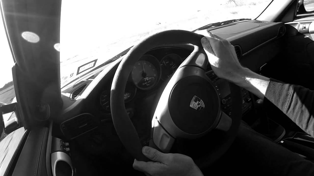 Porsche 981 Boxster/Cayman COBB Tuning Accessport V3