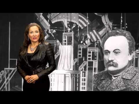 KONTAKT TV: Tania Stech, Eye on Culture, Les Kurbas; Лесь Курбас
