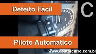 Dr CARRO PILOTO AUTOMÁTICO Defeito Fácil de Resolver
