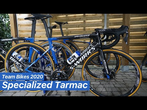 Specialized Tarmac & Venge Team Bikes 2020 - All Disc Brakes