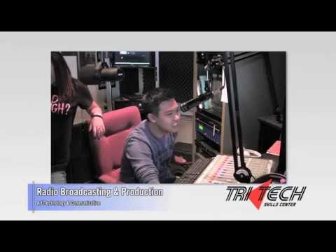 Tri-Tech Radio Broadcasting & Production 2015-2016